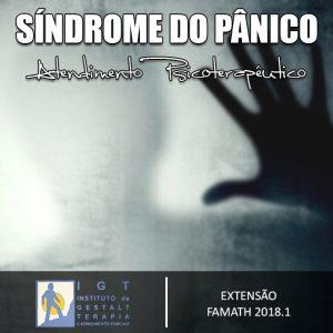 Síndrome do Pânico - Atendimento Psicoterapêutico