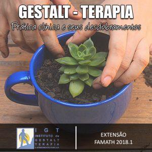 Gestalt-terapia  - Prática clínica e seus desdobramentos