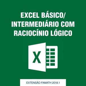 Excel Básico / Intermediário com Raciocínio Lógico