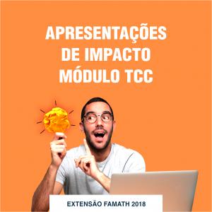 APRESENTAÇÕES DE IMPACTO - MÓDULO TCC