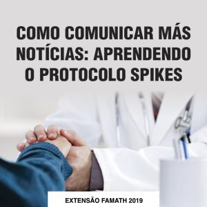 Como comunicar más notícias: aprendendo o protocolo Spikes
