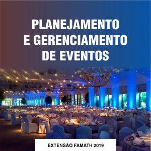 Planejamento e Gerenciamento de Eventos