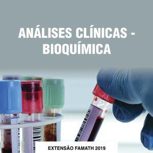 Análises Clínicas – Bioquímica