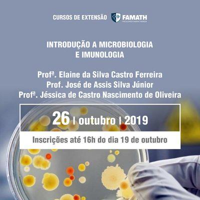 Introdução a Microbiologia e Imunologia