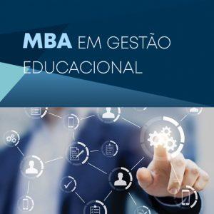 MBA em Gestão Educacional