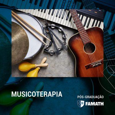 ESPECIALIZAÇÃO EM MUSICOTERAPIA