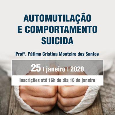 AUTOMUTILAÇÃO E COMPORTAMENTO SUICÍDA