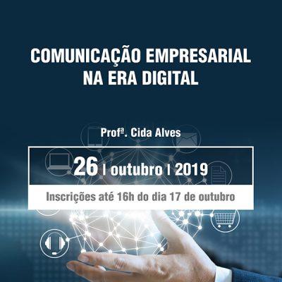 Comunicação Empresarial na Era Digital