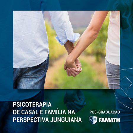 Pós Graduação em Psicoterapia Familiar e de Casal na Perspectiva Junguiana