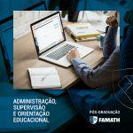 Administração, Supervisão e Orientação Educacional