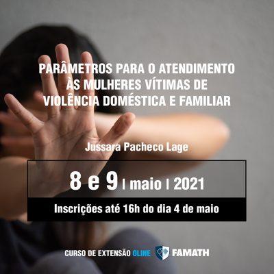 Parâmetros para o atendimento às mulheres vítimas de violência doméstica e familiar